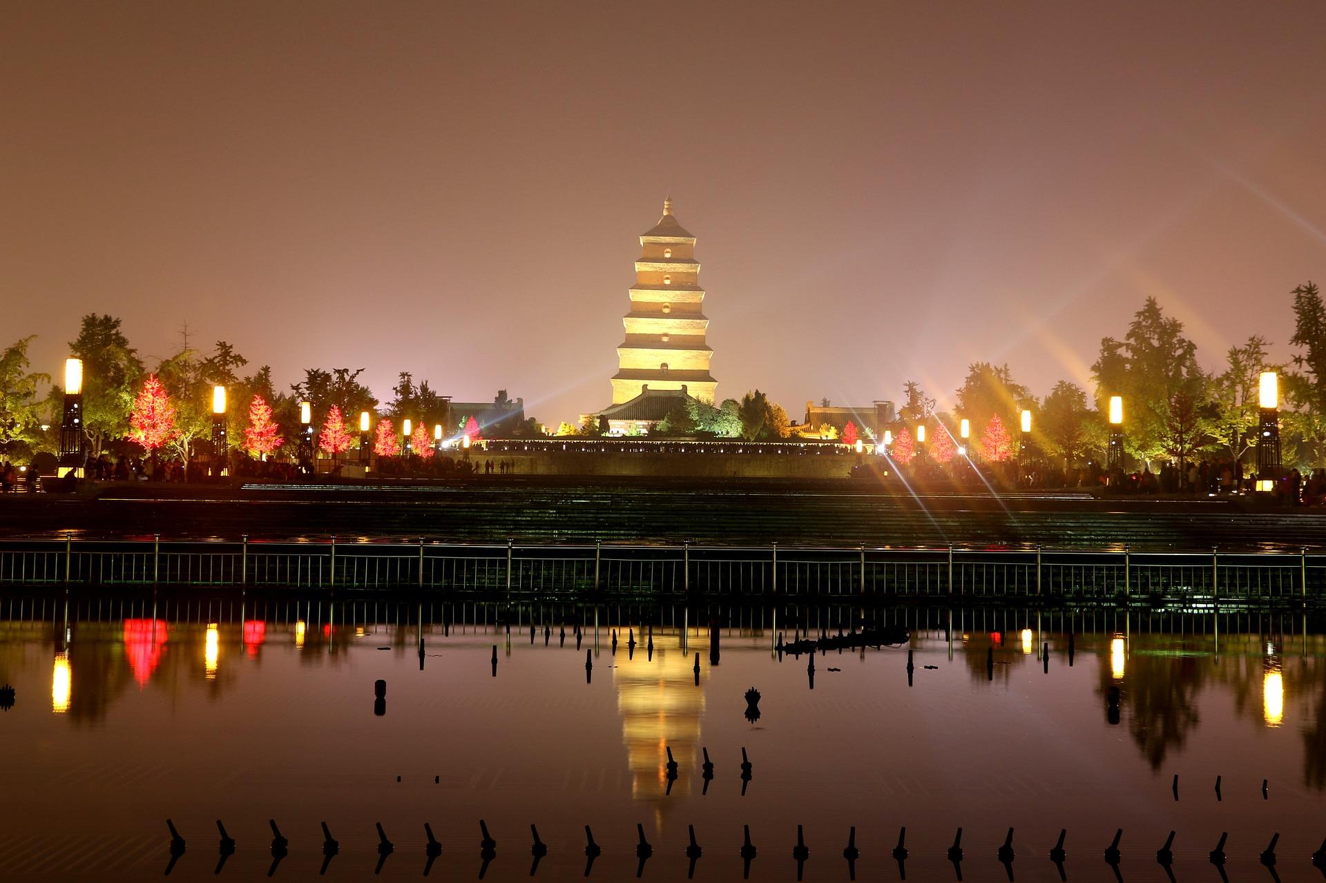 Aeroporto Di Xian : Itinerario di viaggio in cina ruilong viaggi