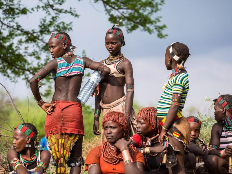 ITINERARIO IN AFRICA
